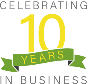 Weber Solutions - Celebrating 10 Years in Business